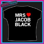 MRS JACOB BLACK TSHIRT